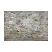 """Uttermost """"Middle"""" Abstract Art, 70""""x48"""""""