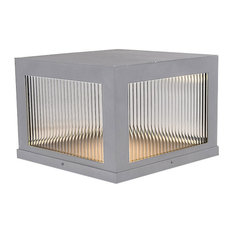 Avenue Outdoor 1 Light Post Light or Accessories in Silver