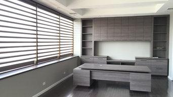 Desks & Wall Units