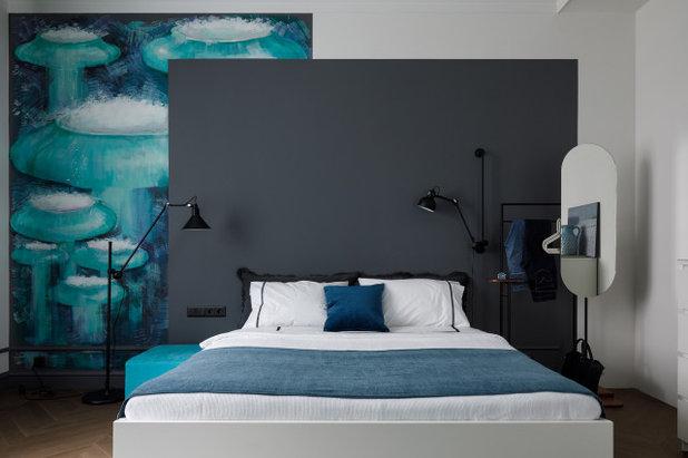 Современный Спальня by Дизайн бюро De-Sense
