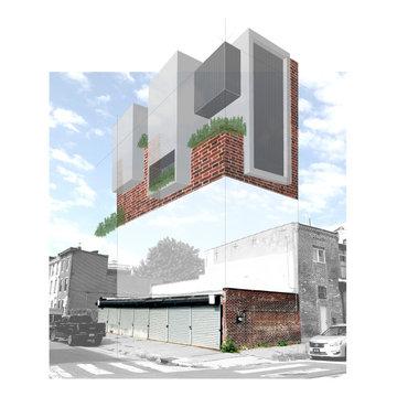 Tetris House