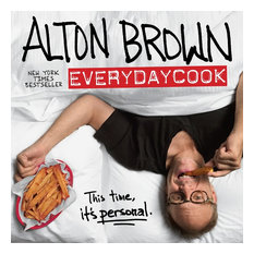 Penguin Random House - Alton Brown: EveryDayCook - Cookbooks