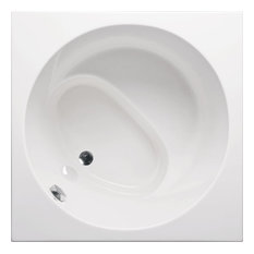 Beverly 4040, Tub Only, White