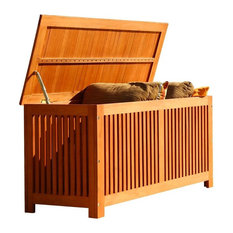 Vifah - Bresa Teak Storage Box - Deck Boxes and Storage  sc 1 st  Houzz & Deck Boxes | Houzz Aboutintivar.Com