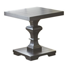 Dory Square End Table Natural