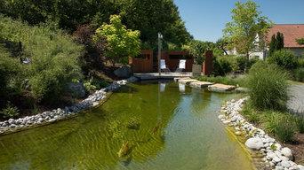 Privatgarten I Wasser- und Naturerlebnis