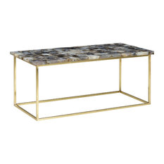 Chelsea House   Gray Agate Coffee Table   Coffee Tables