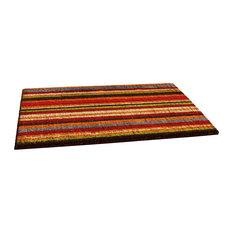 "Palisades Stripe Doormat, 17""x29"""