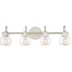 Best Industrial Bathroom Vanity Lighting by Lighting New York