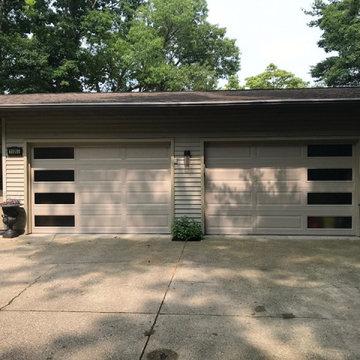 Modern and Contemporary Garage Door Ideas From ProLift Garage Doors of St. Louis