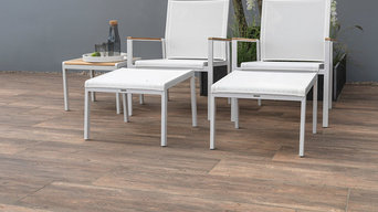Stonemarket Knotwood Cherry Vitrified Paving