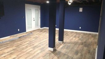 Finished Basement - Man Cave