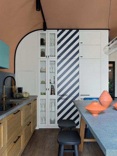 Фьюжн Кухня by Totaste.studio | Виктор Штефан