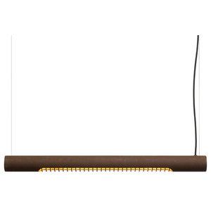 Karven Lighting Roest Horizontal Pendant Light, Small