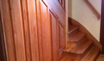 Bespoke Oak Staircase, France