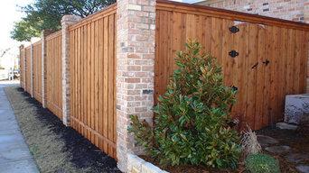 Western Red Cedar Fences