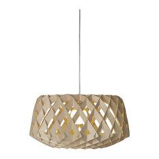 Pilke 60 Pendant Lamp, Natural