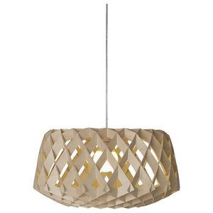 Pilke 60 Pendant Lamp, Natural