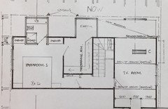Need help with Master bedroom / robe / ensuite layout for reno