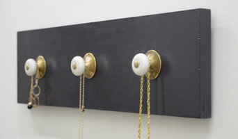 Wall rack - jewelry display - hat rack