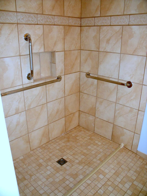 Bathroom Remodel San Diego san diego accessible bathroom remodel with barrier free shower