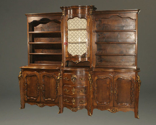 Antique China Cabinet - China Cabinets And Hutches