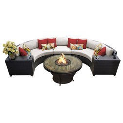 Tropical Outdoor Lounge Sets by Burroughs Hardwoods Inc.
