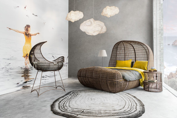 Modern Beds by IDUS Furniture Store