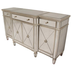 Traditional Buffets And Sideboards by Furniture Import & Export Inc.