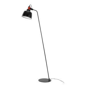 Etel Floor Lamp, Black
