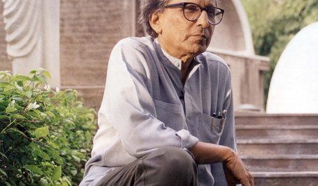 Premio Pritzker a Balkrishna Doshi: la Modernità Viene dall'India