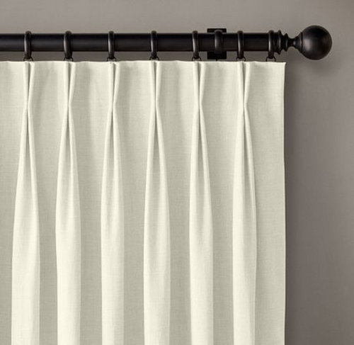 Beau The Restoration Hardware Price Is Out Of Sight But Here Is Their Photo Of  The Pleats