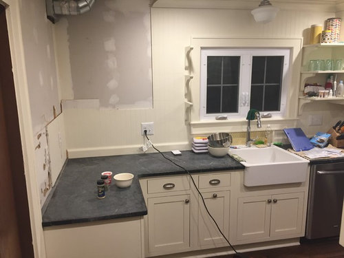Water Damage Remodel Question