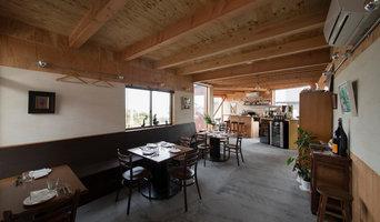 オステリア・ベッカフィーコ(イタリアンレストラン+住宅)