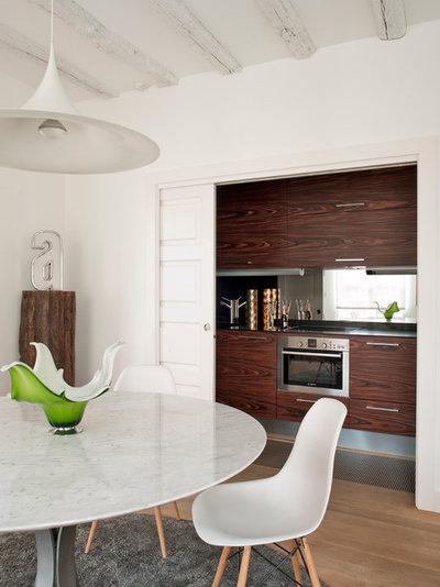 Contemporáneo  by MIKEL LARRINAGA Arquitectura Interior & Decoración