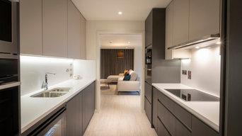 Residential Project: Ballsbridge Appt.