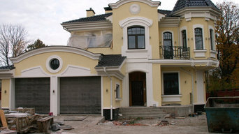 Фасадный декор ЛЕПНИНАПЛАСТ