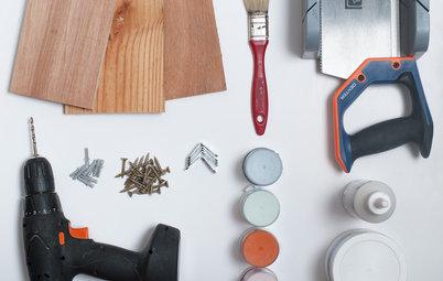 DIY : Fabriquez des étagères aux couleurs tendance pour 10 euros