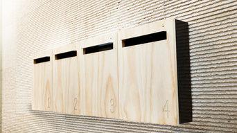 Javi Letterbox - Wall Mount