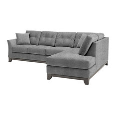 Apartment Size Sectional Sofas with a Chaise | Houzz