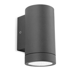 Shelby Single LED Outdoor Wall Light