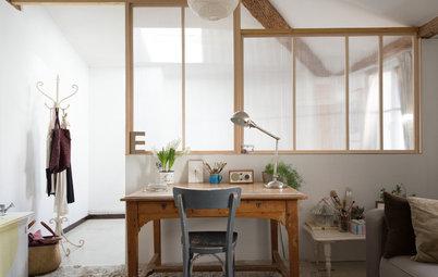 DIY : Fabriquer une verrière pour moins de 200 euros
