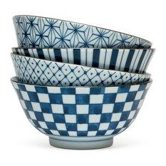 Egawari Soup Bowl Set