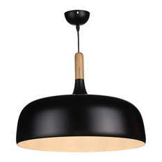Mod Scandinavian Pendant Black Light Lighting