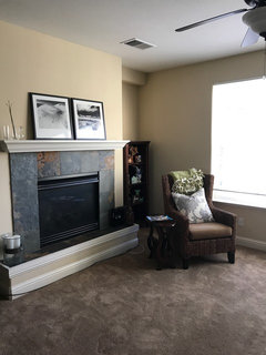Need Help Decorating A Living Room With Brown Carpet
