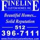 FineLine Custom Homes, Inc.