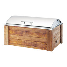 "Madera 12""x20"" Chafer With Lid"