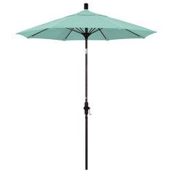 Contemporary Outdoor Umbrellas by BisonOffice