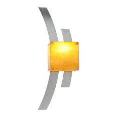 "Meyda Lighting 8""W Boberick Wall Sconce, Tbd"