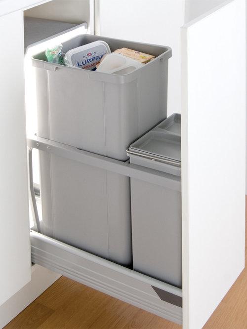 In Cupboard Bins